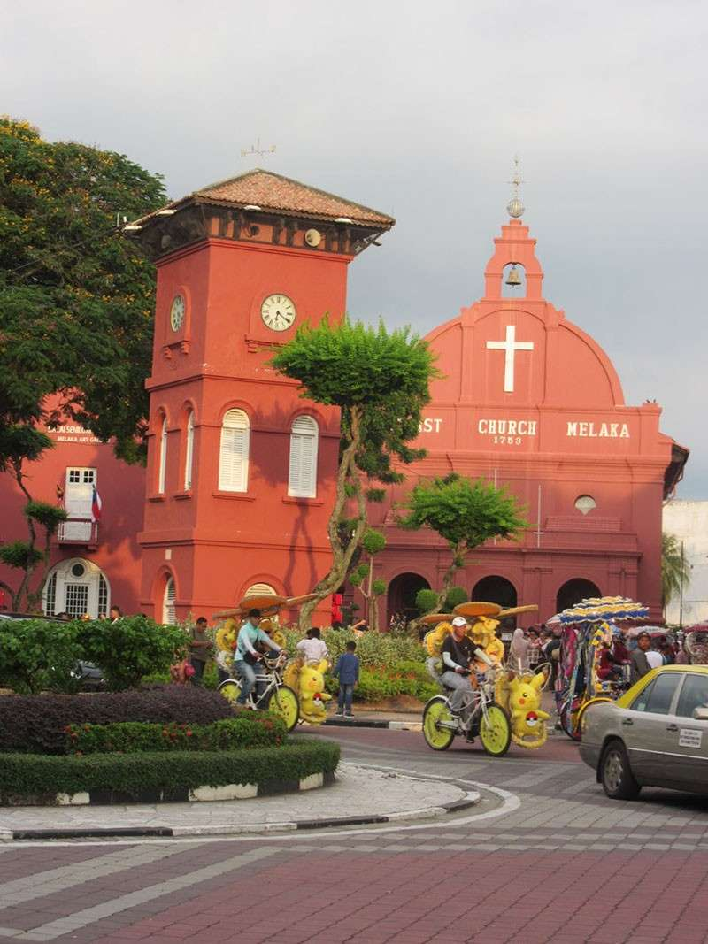 MALAYSIA. Learn about other cultures when you visit heritage sites in Malaysia. (Claire Marie Algarme)