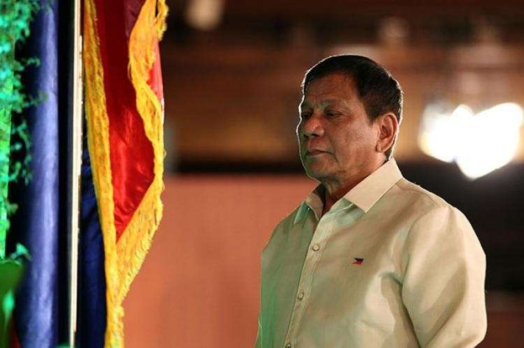 MANILA. President Rodrigo Duterte. (File photo)