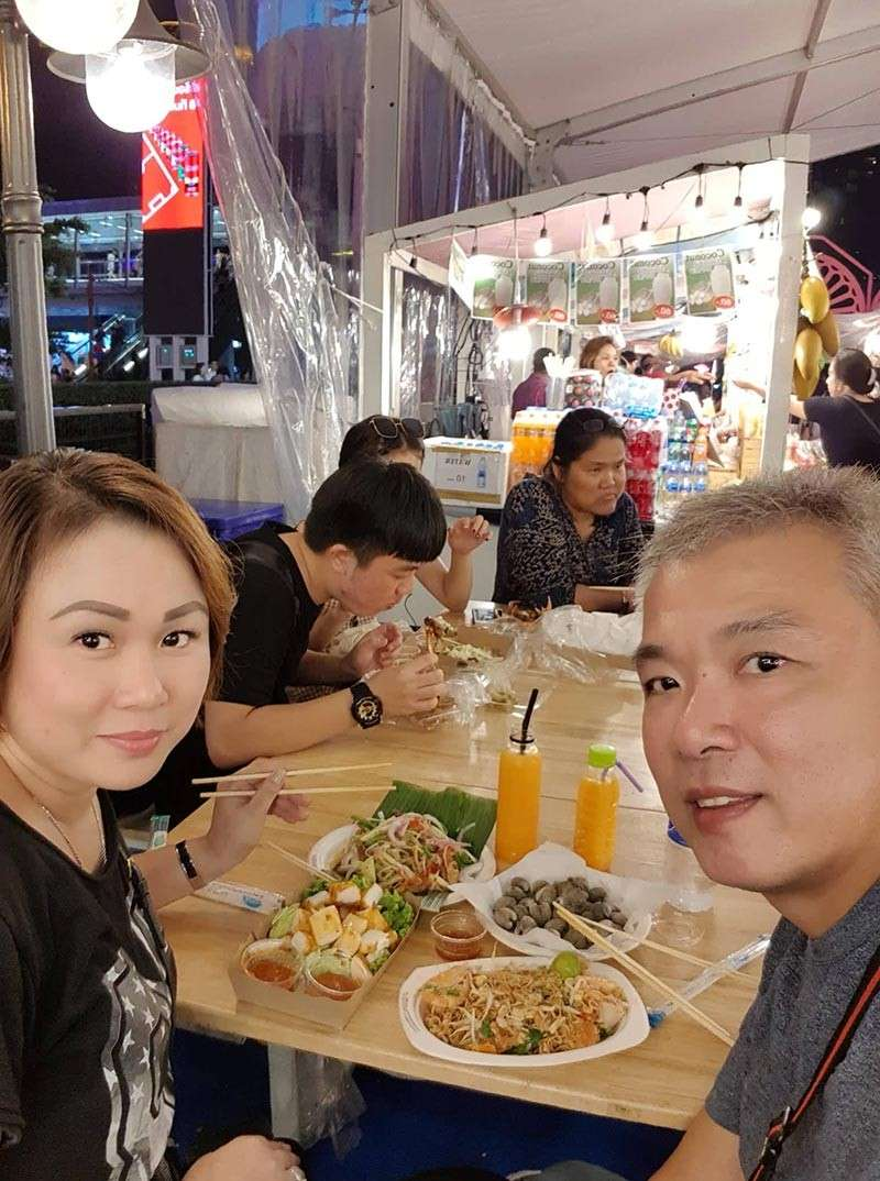 CAGAYAN DE ORO. Christopher Ragas and Jinnie Lin are a married couple that travel to different countries for several years just to have a taste of the local cuisines. (Photo from Christopher Ragas)