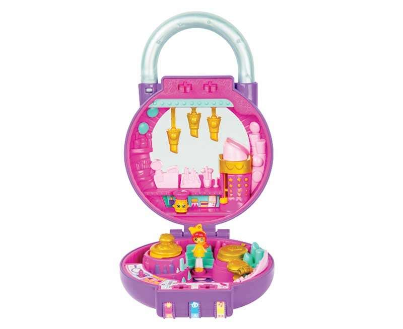 Unlock the colorful world of Shopkins with this Lil' Secrets Mini Playset. (Contributed photo)