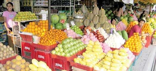 Good nutrition can start even in public markets near you where fruits are being sold at a cheaper price. (Contributed photo)