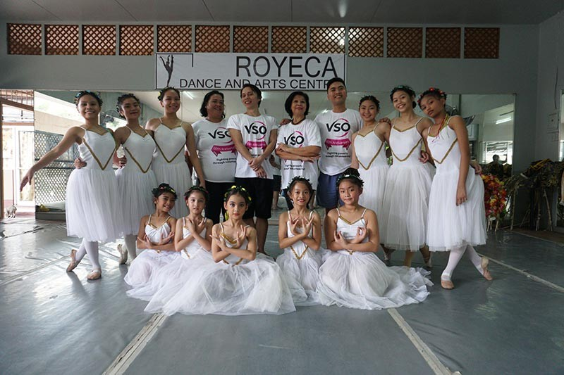 Doxology by Royeca Ballet. (Contributed photo)
