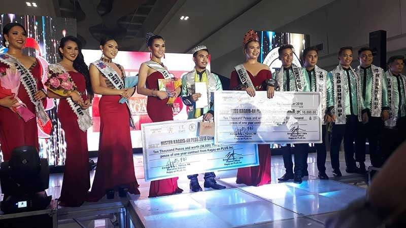 CAGAYAN DE ORO. The grand winners and the first runner ups together with the members of the Kagay-an PLUS (Preserving Life, Uniting Society) Inc. (Jo Ann Sablad)