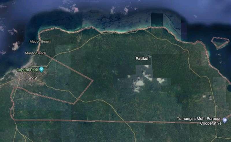Patikul, Sulu (Google Maps)