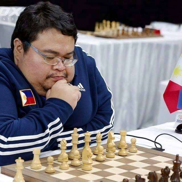 CAGAYAN DE ORO. Bemedalled Asean Paralympics chesser Henry Roger Lopez inspired the Davao teams' conquest of the recently-held Mayor Moreno `Tatluhan' chess tourney at the Limketkai Mall in Cagayan de Oro. (Contributed Photo)
