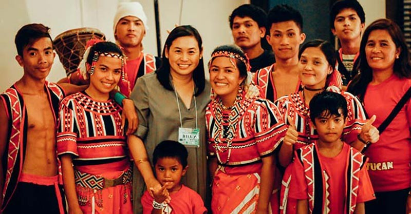 Dr. Quiaoit works with and supports our Indigenous People's in the landscape-seascape. (Contributed photo)