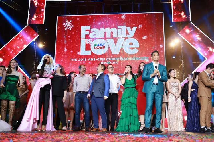 'Family is Love' Christmas Concert
