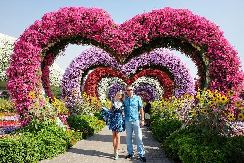 Dubai Miracle Garden. (Contributed Photo)