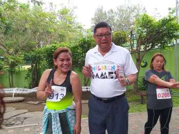 Philippine Sports Commission (PSC) chairman William
