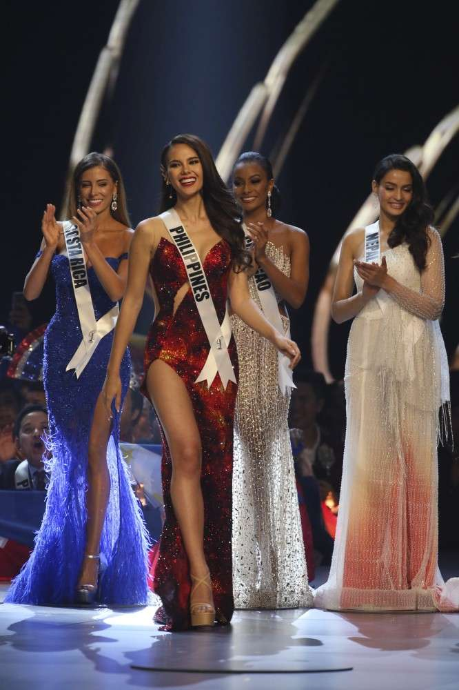 Philippines' Catriona Gray wins Miss Universe 2018, PH's 4th crown in almost five decades