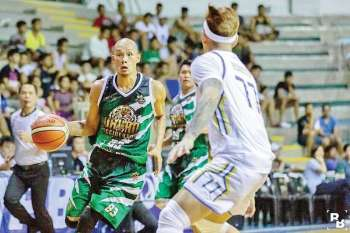 DAVAO. Former PBA player Mark Yee is expected to step up in Davao Occidental Tigers Cocolife match against 2018 Maharlika Pilipinas Basketball League (MPBL) Datu Cup leader San Juan Knights. (Davao Occidental Tigers Facebook)