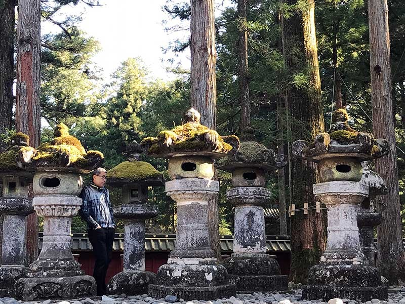 Revisited the World Heritage Sites in Nikko Prefecture. (Contributed Photo)