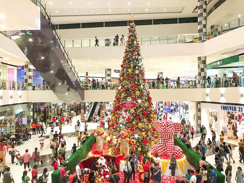 BACOLOD. The place of #ChristmaSMoments. (Contributed photo)
