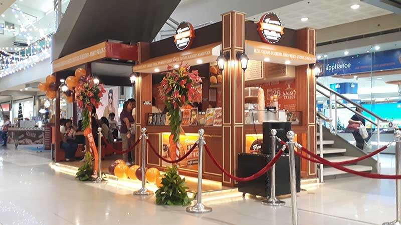 Famous Belgian Waffles, one of the most popular waffle brands in the Philippines, had its grand opening at SM City Cagayan de Oro last Tuesday, December 18, introducing a new look and added variety of waffles to Kagay-anons. (Jo Ann Sablad)