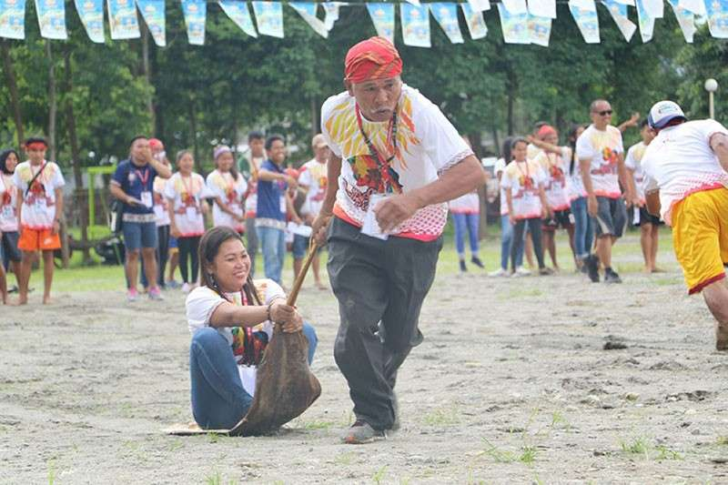 SOUTH COTABATO. This photo was taken during the second Indigenous Peoples' Games on June 14-16, 2018 in Lake Sebu, South Cotabato. (SunStar Davao File Photo)