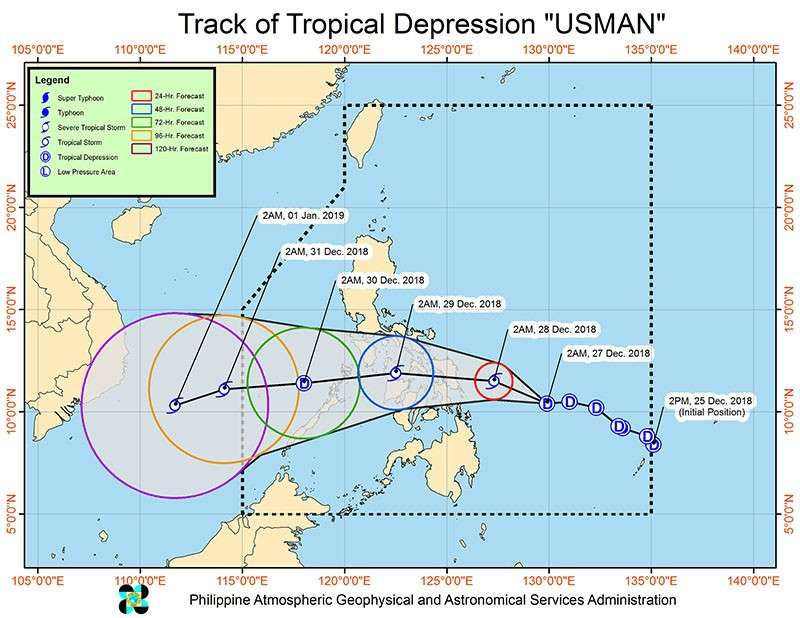 (Photo grabbed from Dost_pagasa Facebook)