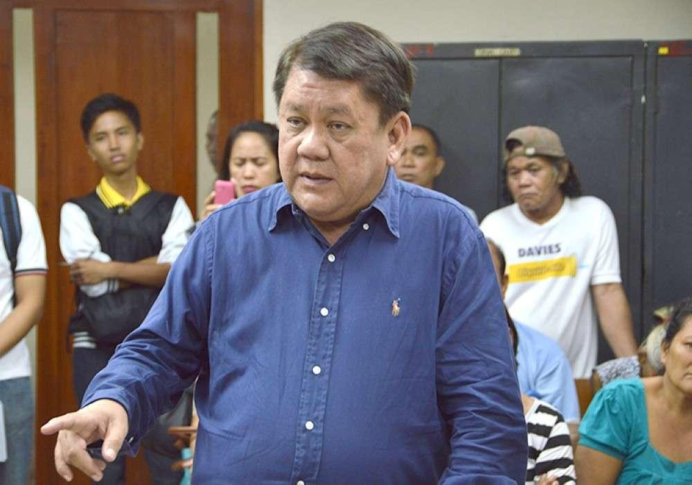 Cebu City Mayor Tomas Osmeña
