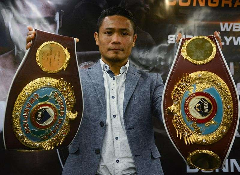 WILL HE FINALLY GET IT? Donnie Nietes first showed interest in a fight against then undefeated Roman Gonzalez in May 2012 and nearly seven years later, he may finally get his wish. (SunStar photo / Arni Aclao)
