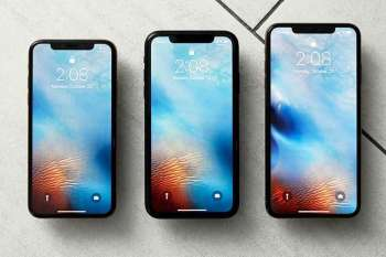 This Oct. 22, 2018, file photo shows the iPhone XS, from left, iPhone XR, and the iPhone XS Max in New York. Apple warns that disappointing iPhone sales will cause a significant drop in its revenue over the crucial holiday season compared to earlier projections. CEO Tim Cook made the announcement after the market closed Wednesday, Jan 2, 2019. (AP File)
