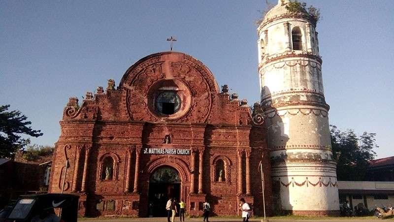 CAGAYAN VALLEY. St. Matthias Parish Church. (Jennie P. Arado)