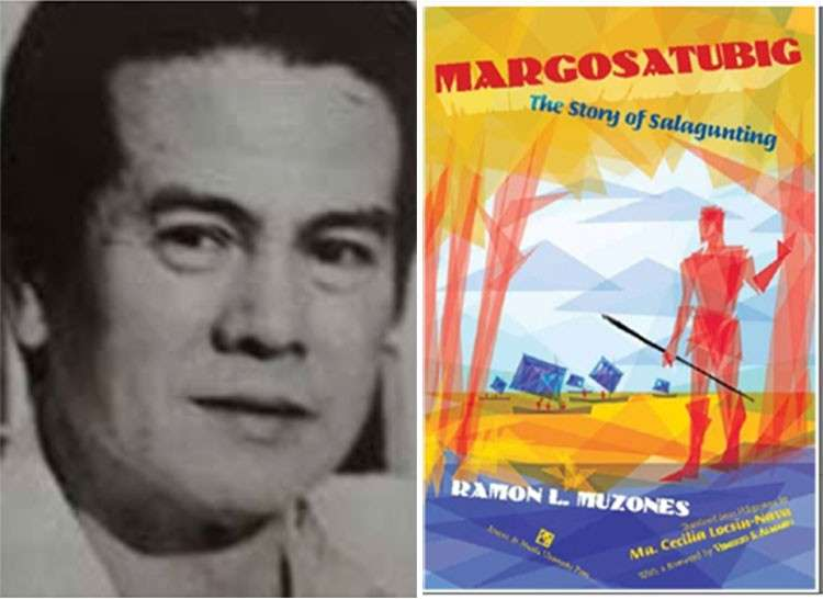 National Artist Ramon L. Muzones and his book
