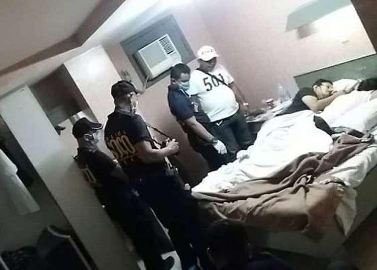 Man, woman found dead inside Cebu hotel were lovers - SUNSTAR