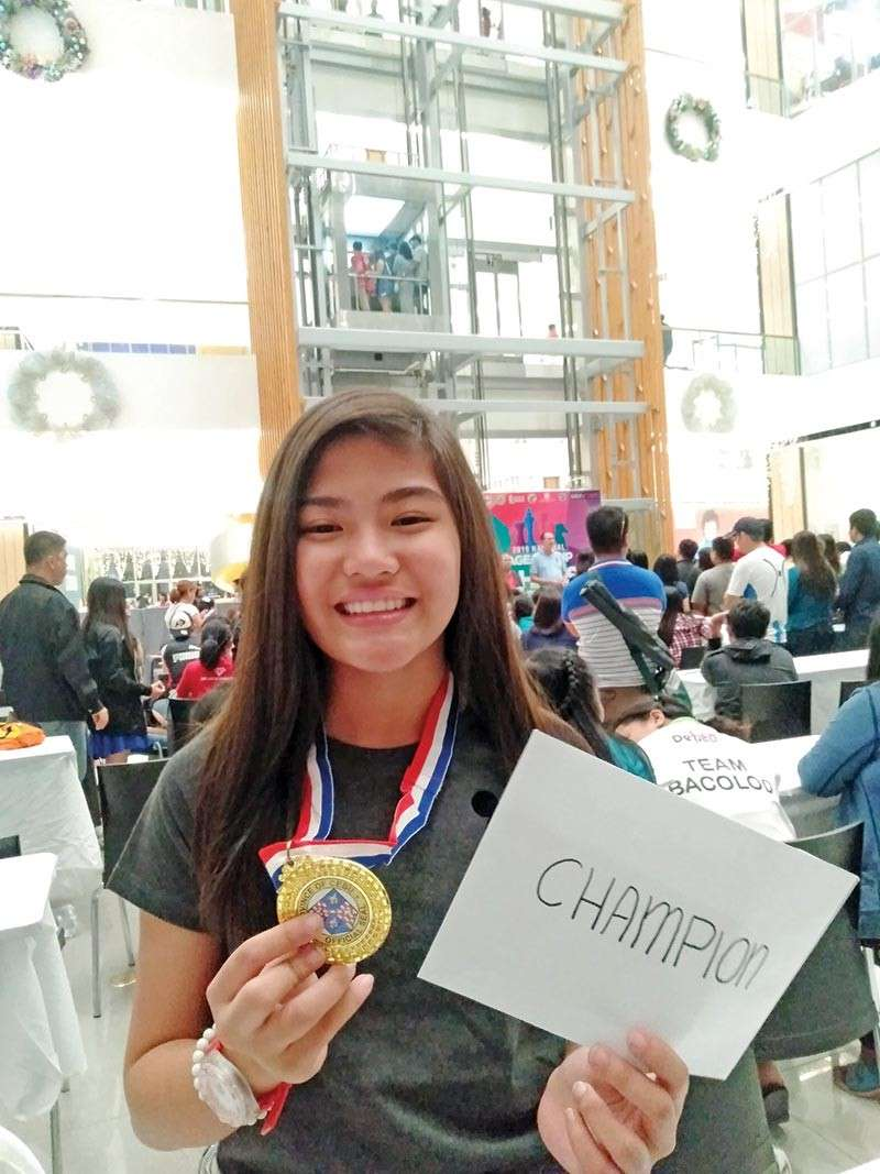 Dabawenya dazzles in chess championships - SUNSTAR