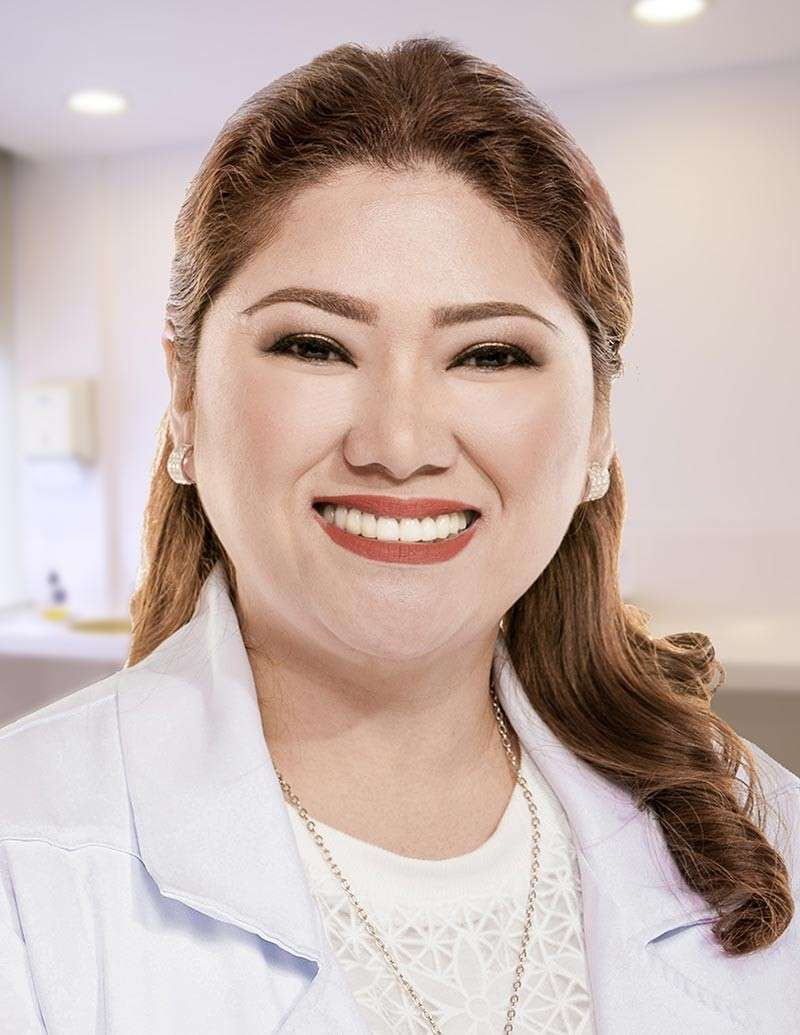 SKIN SPECIALIST. Ma. Eleanor Selerio-Velasco admits that moving to Cebu was a scary prospect but says it is where she has found success. Skin 911 now has 17 branches nationwide. (Contributed photo)