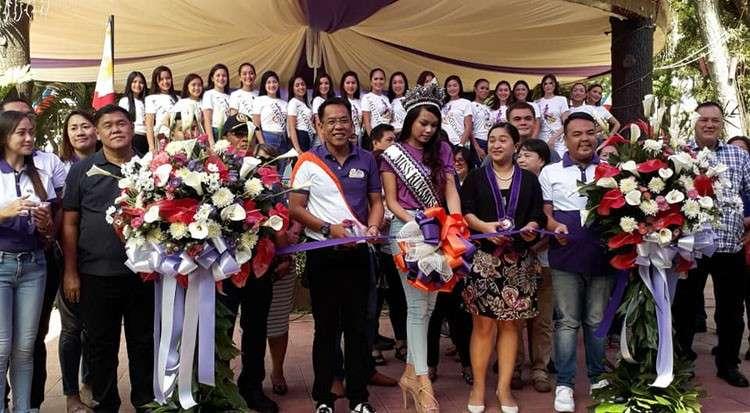 MISAMIS ORIENTAL. Dungan sa pagbukas sa Kuyamis Festival 2019 gibutyag sa Department of Tourism- Northern Mindanao nga gikonsidera nila nga major tourism destination sa rehiyon ug probinsya sa Misamis Oriental. (Hulagway gikan ni Stephanie V. Berganio)