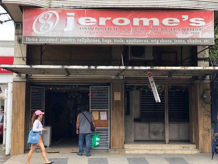 15 Jerome pawnshop outlets face closure - SUNSTAR