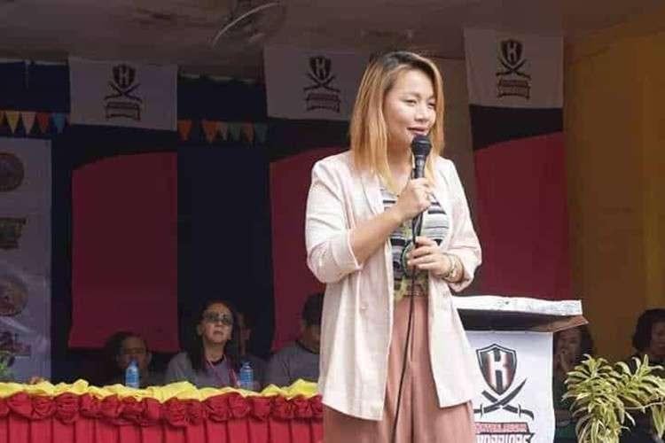 Wa mamiya. Si suspended Catbalogan City Mayor Stephanie Uy-Tan namahayag nga ang pagsuspenso kaniya wa magpasabot nga siya guilty ug di usab siya mobiya kanila. (Catbalogan City Facebook Page)