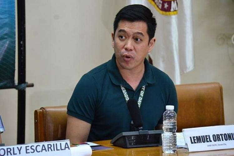DAVAO. Davao City Investment Promotion Center (DCIPC) officer-in-charge Lemuel Ontorio said investments on agriculture will remain as among their top priorities in 2019. (Macky Lim)