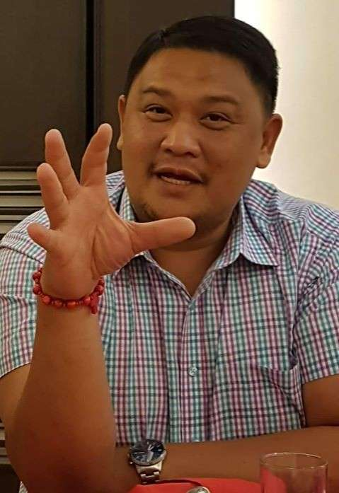 PAMPANGA. Angeles City Councilor Alfie Bonifacio, author of the free movies for senior citizens and PWDs, said he will push for an additional viewing day. (Chris Navarro)