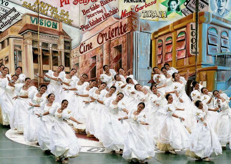 CROWD FAVORITE. Sinanduloy Cultural Troupe of Tangub City has 12 grand prize awards to its name, including this performance in 2006. (SunStar file)