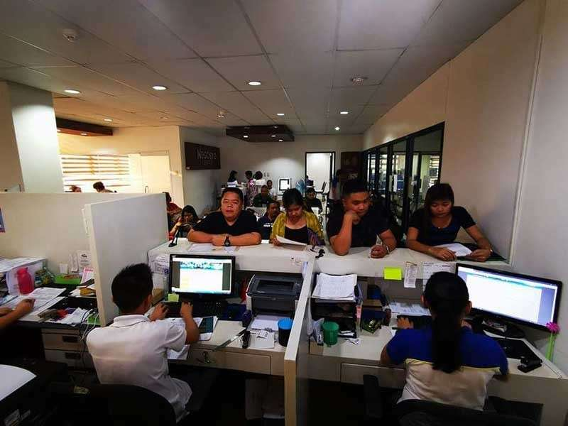 BACOLOD. The Department of Trade and Industry in Negros Occidental, through the Negosyo Center in Bacolod City, continues to accept business name registration applications. (Engiemar Tupas)