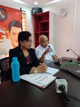 DAVAO. Committee on health chairperson Councilor Mary Joselle Villafuerte. (Photo by Lyka Casamayor)