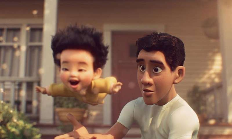 Pixar's short film,