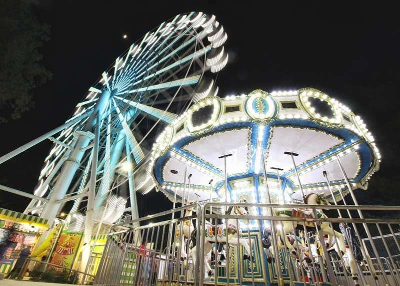 BAGUIO. With the celebration of Marriage Week slated next month, couples will be entitled for a free entry and ride at the SM Skyranch. (Contributed photo)
