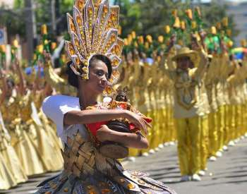 Cebu. Contingents will have to dance the entire route as judges will be planted amongst the crowd. (SunStar file)