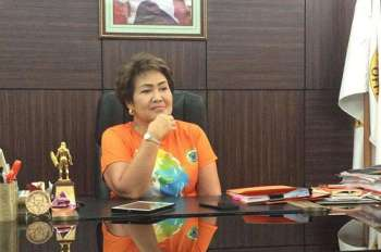 CEBU. Lapu-Lapu City Mayor Paz Radaza said the city rented private buses to ferry constituents to the Basilica Minore del Santo Niño on Thursday, January 17. The city is sponsoring the 1 p.m. mass on Thursday. (SunStar file)