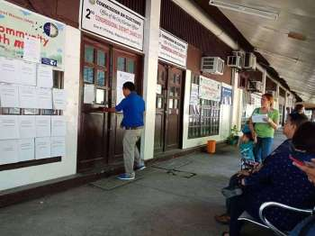 Commission on Elections office in Davao City (SunStar Davao)