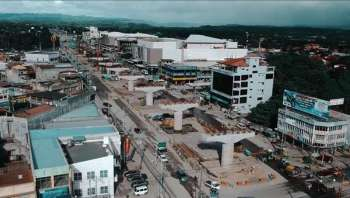 Tagum City flyover project (Contributed photo)
