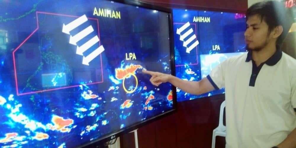CEBU.  Pagsaulog sa Sinulog karong Dominggo, Enero 20,  ulanon matod sa Philippine Atmospheric, Geophysical and Astronomical Services Administration- Mactan. (Hulagway gikan ni Fe Marie Dumaboc)