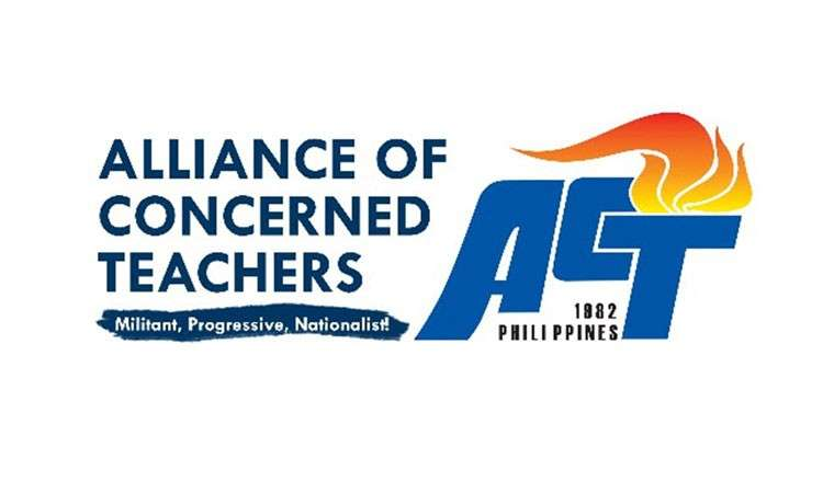 Logo of the Alliance of Concerned Teachers (ACT)
