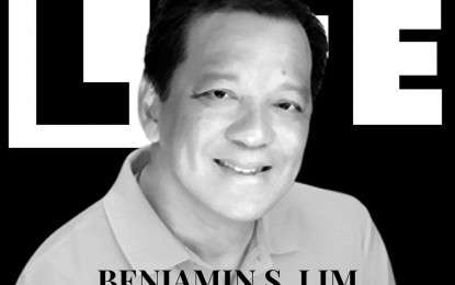 PANGASINAN. Supporters of ex-mayor Benjamin Lim and residents of Dagupan City mourn for the death of a beloved leader. (Photo courtesy of Glenn Lopez Munoz)