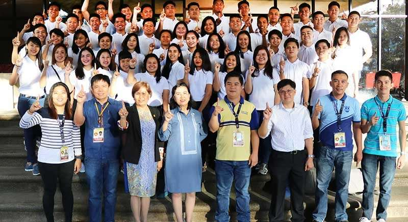 PAMPANGA. Tarlac State University ranked as the top-performing school in the December 2018 Criminologist Licensure Examination with a passing rate of 98.25 percent. (Contributed photo)
