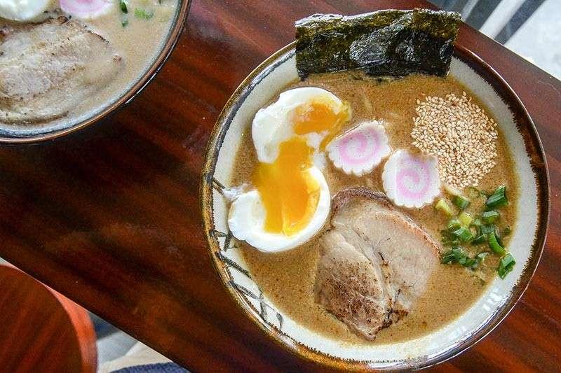 Curry Ramen. (Reuel John F. Lumawag)