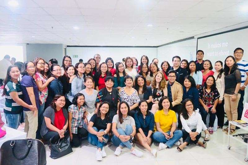 BACOLOD. Participants from International Care Ministries, Safec, Share an Opportunity Philippines, Calvary Kids, Ilog Kinderhome Foundation, St. Vincents Home, Holy Family Home, Tapulanga Foundation, Home of Hope, Cataract Foundation, Sugar Industry Foundation Inc. (Rose Jessica Octaviano)