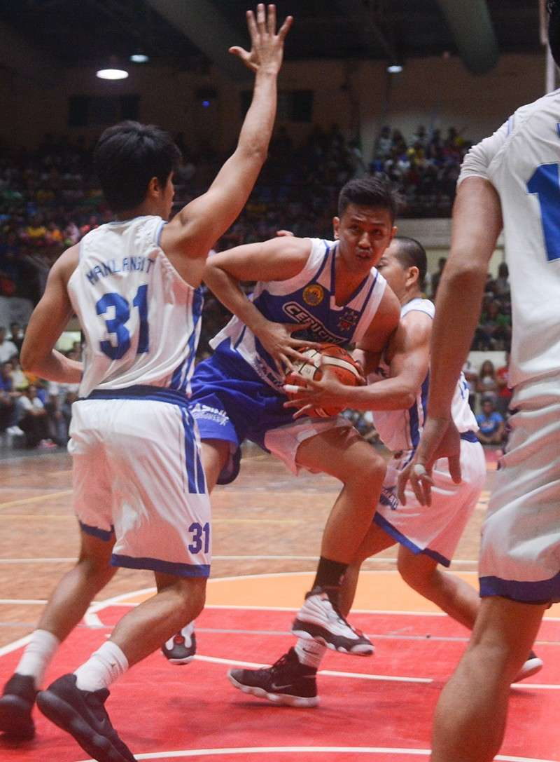 STREAK. A fourth straight win by the Sharks will solidify their chances in the MPBL playoffs. (SunStar File Photo)