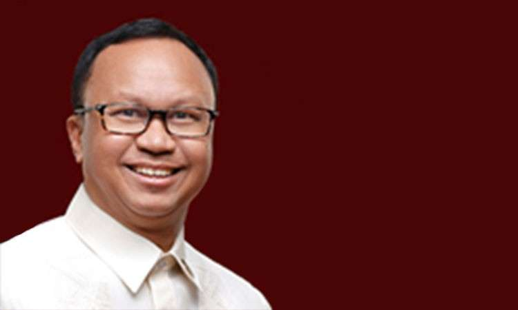 MANILA. Eastern Samar Representative Ben Evardone. (Photo from House of Representatives)